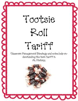 Tootsie Roll Tariff