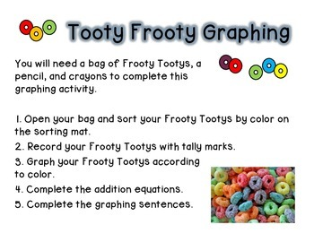 Tooty Frooty Graphing