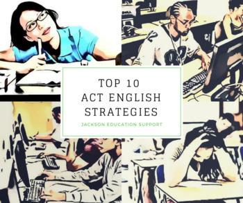 Top 10 ACT English Strategies