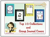 Group Journal Covers  and Prewriting Lists