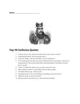 Top10ConfuciusQuotes