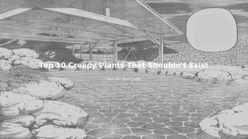 Top 10 Creepy Plants That Should Not Exist - Great Pictures