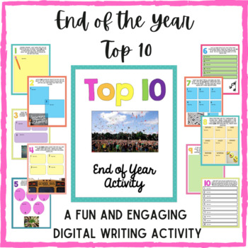 Top 10 End of the Year Activity