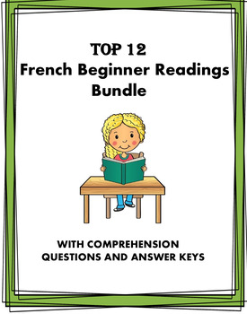 Top 12 Most Popular French Beginner Readings at 40% OFF!