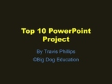Top 10 PowerPoint Project