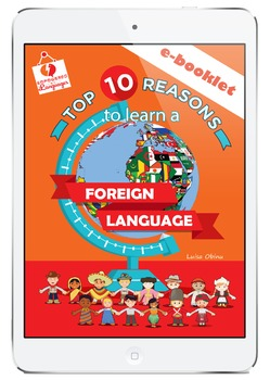 Top 10 Reasons to Learn a Foreign Language (E-Booklet)