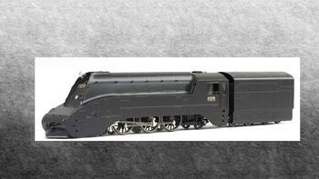 Top 10 Streamlined Steam Locomotives - Power Point
