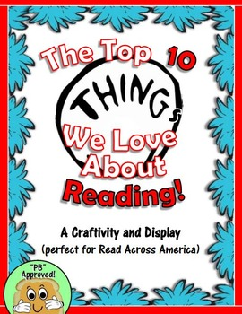 Top 10 THINGS We Love About Reading