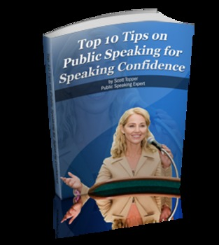 Top 10 Tips on Public Speaking for Speaking Confidence