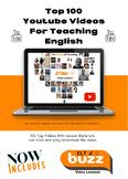 Top 100 Youtube Videos For Teaching English ESL EFL + Less