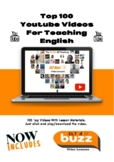 Top 100 Youtube Videos For Teaching English ESL EFL + Less