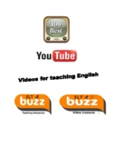 Top 100 Youtube Videos For Teaching English + Lesson Materials