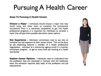 Top 20 Health Careers PowerPoint