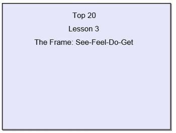 Top 20 Lesson 3 (Primary Version)