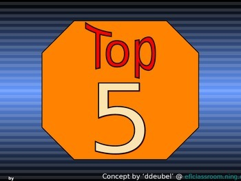 Top 5 Review Game 2015