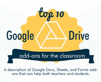 Top Drive Add-ons for Google Apps for Education (GAFE)