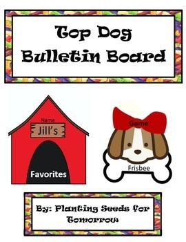 Top Dog Bulletin Board