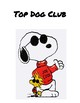 Top Dog Club Set Up (Peanuts Classroom Behavior Management)