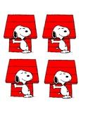 Top Dog Club Set Up (Peanuts Classroom Behavior Management)