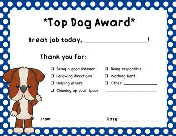 Bulldog Student Award