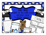 Top Dog Student of the Week Poster, Certificate, Letter, &