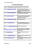 Top Free Web Tools for the 21st Century Learner