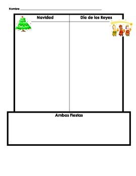 Top Hat Organizer - Navidad y Dia de los Reyes