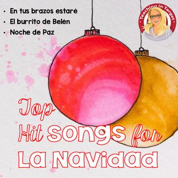 Top Hit Spanish Christmas Navidad Songs