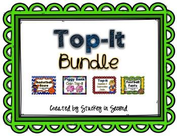 Top It Games GROWING BUNDLE
