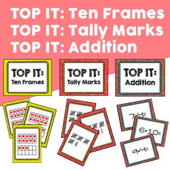Top It Math Games