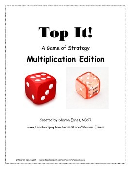 Top It! Multiplication Edition