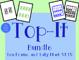 Top-It (Ten Frame and Tally Mark BUNDLE)