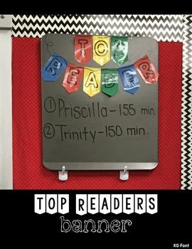 Top Readers Bulletin