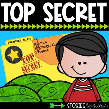 Top Secret Comprehension Questions and Vocabulary