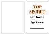 Top Secret Lab Notes