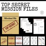 Top Secret Mystery Lesson Templates