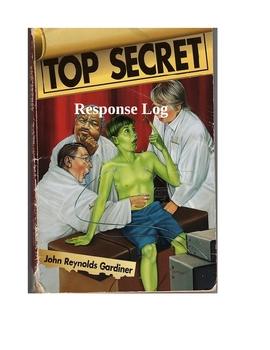 Top Secret Reader's Response Log