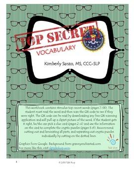 Top Secret Vocabulary