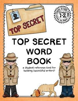 Top Secret Word Reference Book