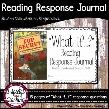 top secret by john reynolds gardiner what if reading response