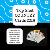 Top Shot COUNTRY 2018 Cards full of Facts and Statistics
