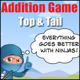 Addition Game for Addition Facts Practice... with Lots of