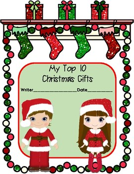 Top Ten Christmas Gifts by Dollar Scholars | Teachers Pay Teachers
