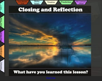Top Ten Lesson Closure Activities