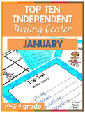 Top Ten Writing Center for January