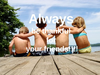 Top Ten Ways to Keep Your Friends PowerPoint