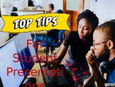 Top Tips for Student Presentations