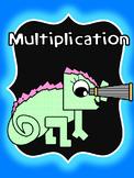 Basic Math Fact Multiplication Kit