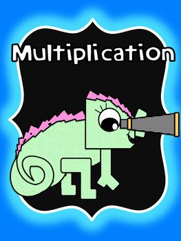 FULL Grade 4 Topic 1 Envisions Math Supplement-Vocab, Prac