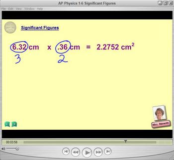Topic 1 Physics Homework Tutorial Vodcasts